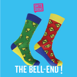 Funny Socks - The Bell End