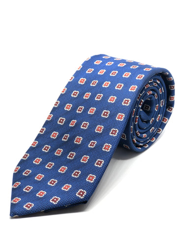 Blue Business Tie