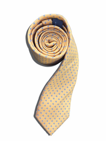 Golden Blues Tie