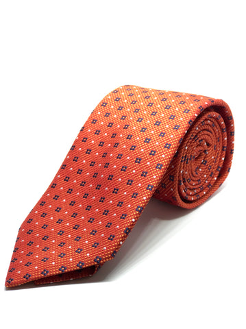 Blood Orange Tie