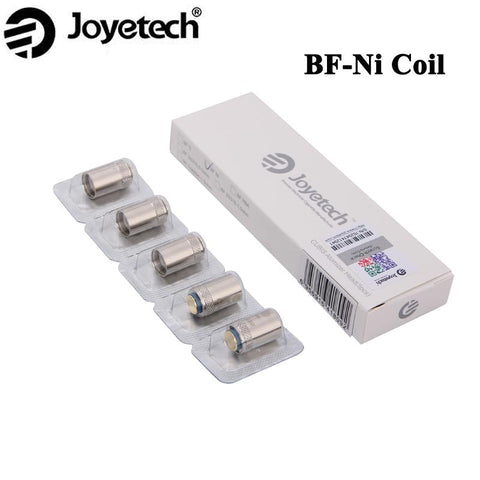 5pcs Joyetech BF-Ni 0.2 ohm Replacement Coil