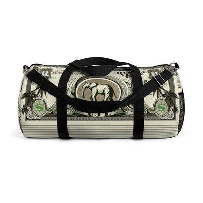 UJL Hard CA$H Duffel Bag