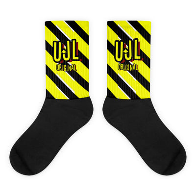 Caution Jungle ahead Socks