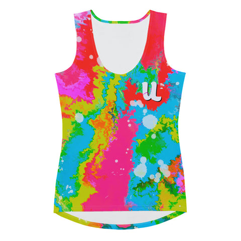 Liquid ink Tank Top
