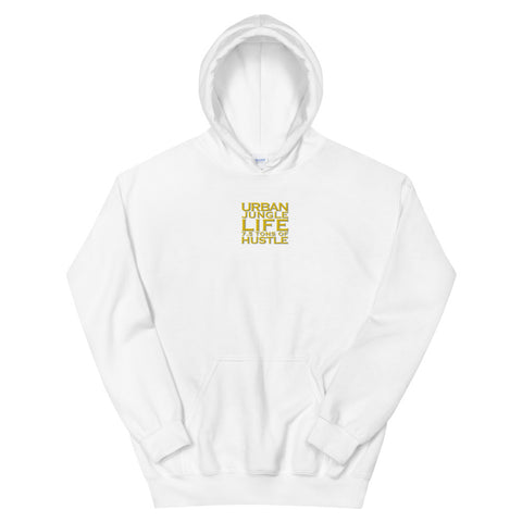 7.5 tons of hustle embroidered Hoodie