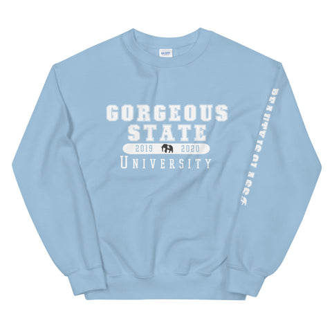 Gorgeous State sweatshirt