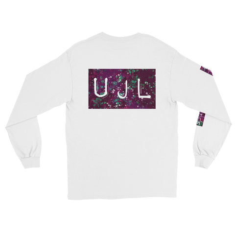 Liquid ink & snow Long Sleeve