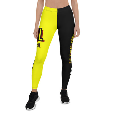 Caution Leggings