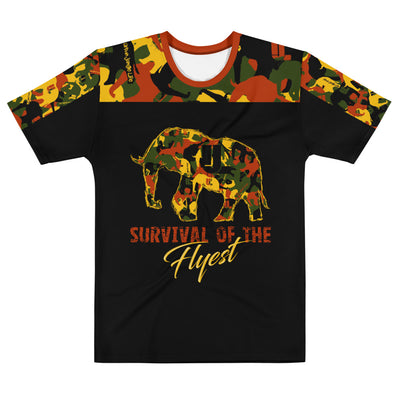 Survival of the FLYEST tee