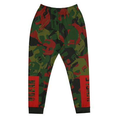 Urban life jungle life joggers