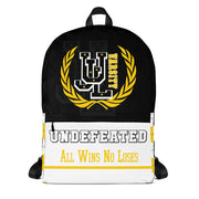 Varsity BLACK Backpack