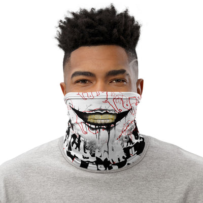 UJL grill/elephatigue Neck Gaiter