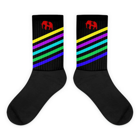 Urban lights socks