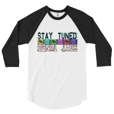 Stay Turned 3/4 sleeve shirt