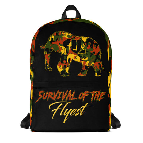 Elefatigue Backpack survival of the flyest