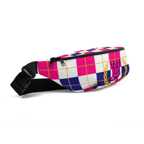 ALL Plaid FRESHGIRL Squad Fanny Pack