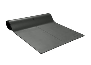 Seeka PRO ECO yoga mat - Moon series CHARCOAL