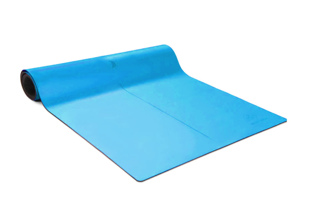 Seeka PRO ECO yoga mat - Moon Series Turquoise *PREORDER*