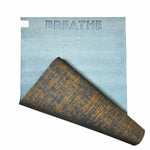 Load image into Gallery viewer, Organic Jute Yoga Mat - Blue