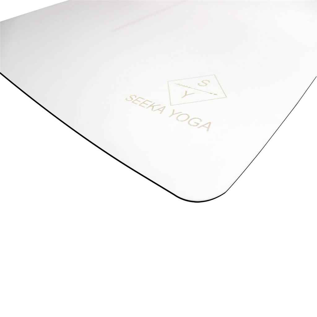 Seeka PRO ECO yoga mat - Moon Series White