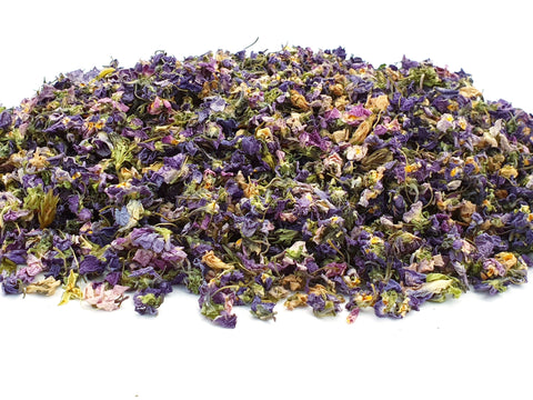 Sweet Violets,Dried Flowers,DGStoreUK