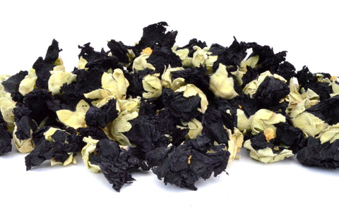 Hollyhock - Black Mallow - Dried Flowers Market