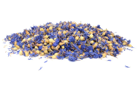 Blue Cornflowers - Dried Flowers Market
