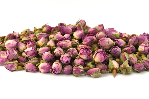 Pink Rose Buds - Dried Flowers Market