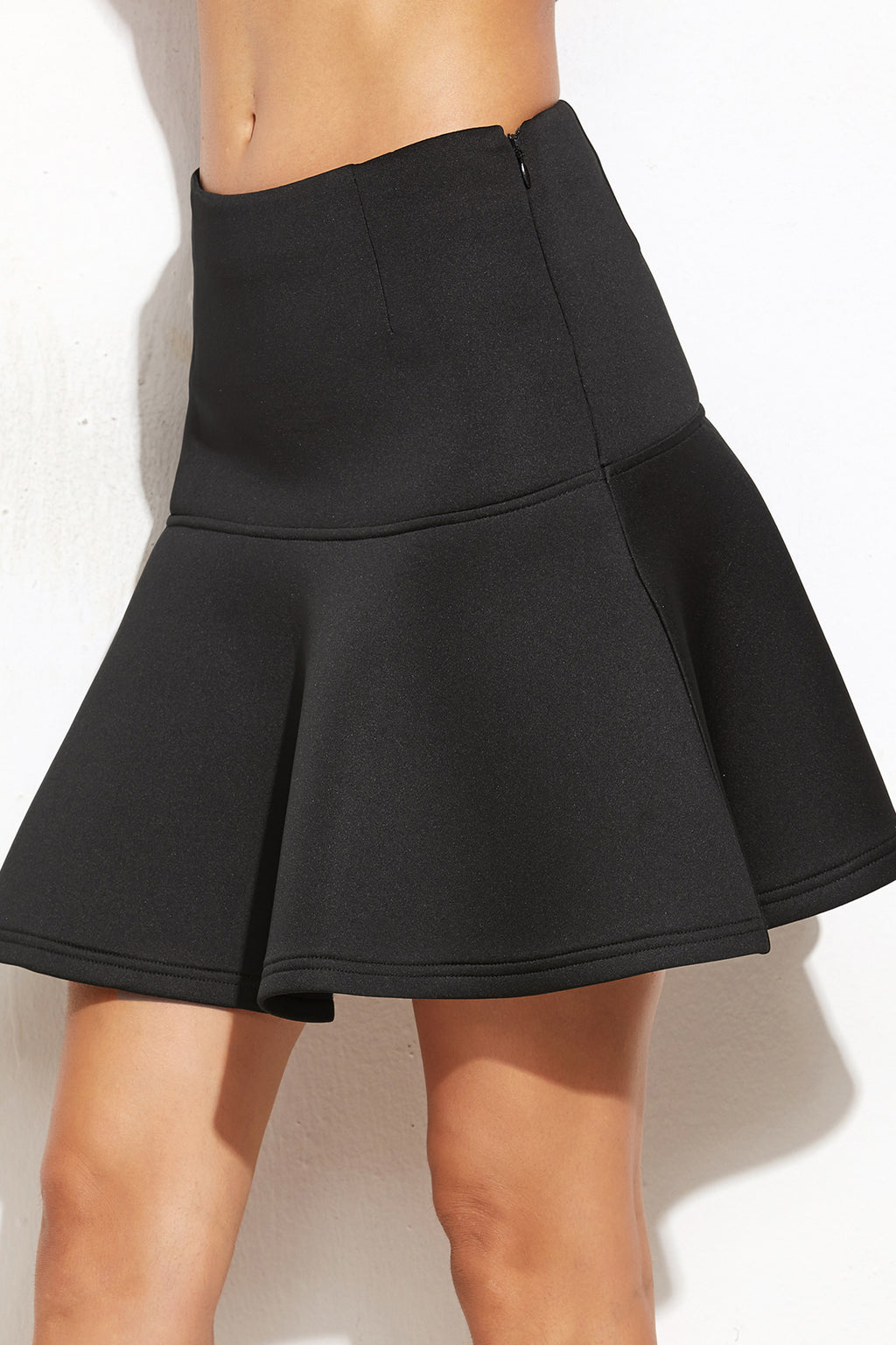 Ruffled Skirt - VESTITI LB