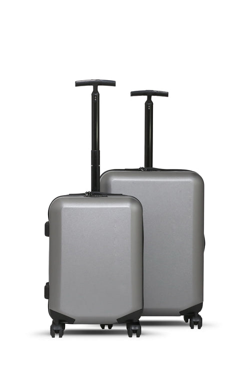 The Vacation Space Grey Luggage - VESTITI LB