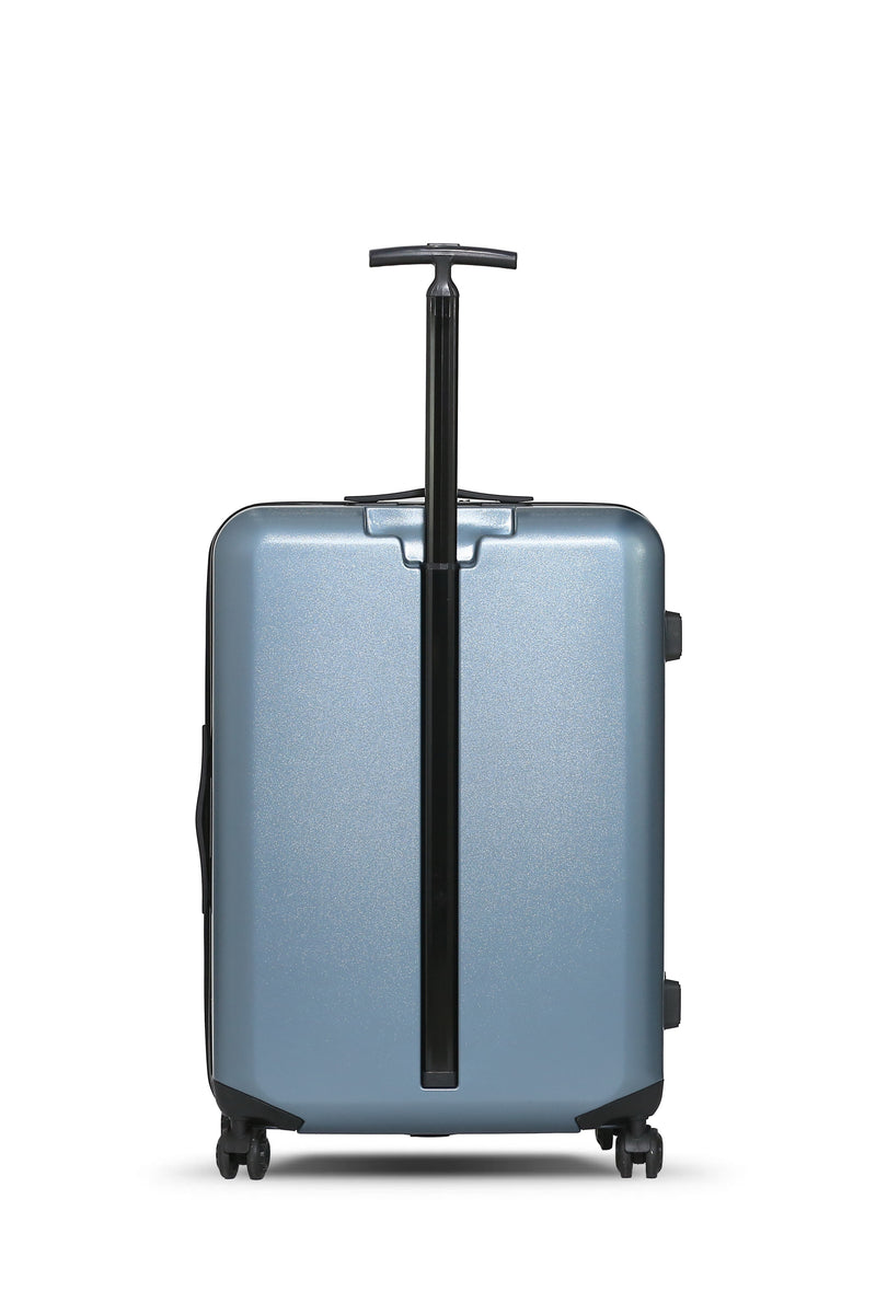 The Vacation Pearled Blue Luggage - VESTITI LB