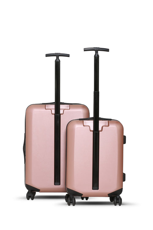 The Vacation Pink Luggage - VESTITI LB