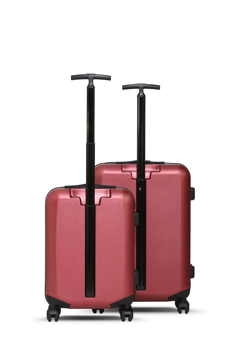 The Vacation Wine Red Luggage - VESTITI LB