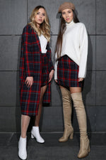 Christmas Tartan Coat - VESTITI LB