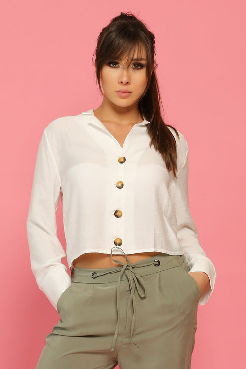 Always In The Mood Shirt - VESTITI LB