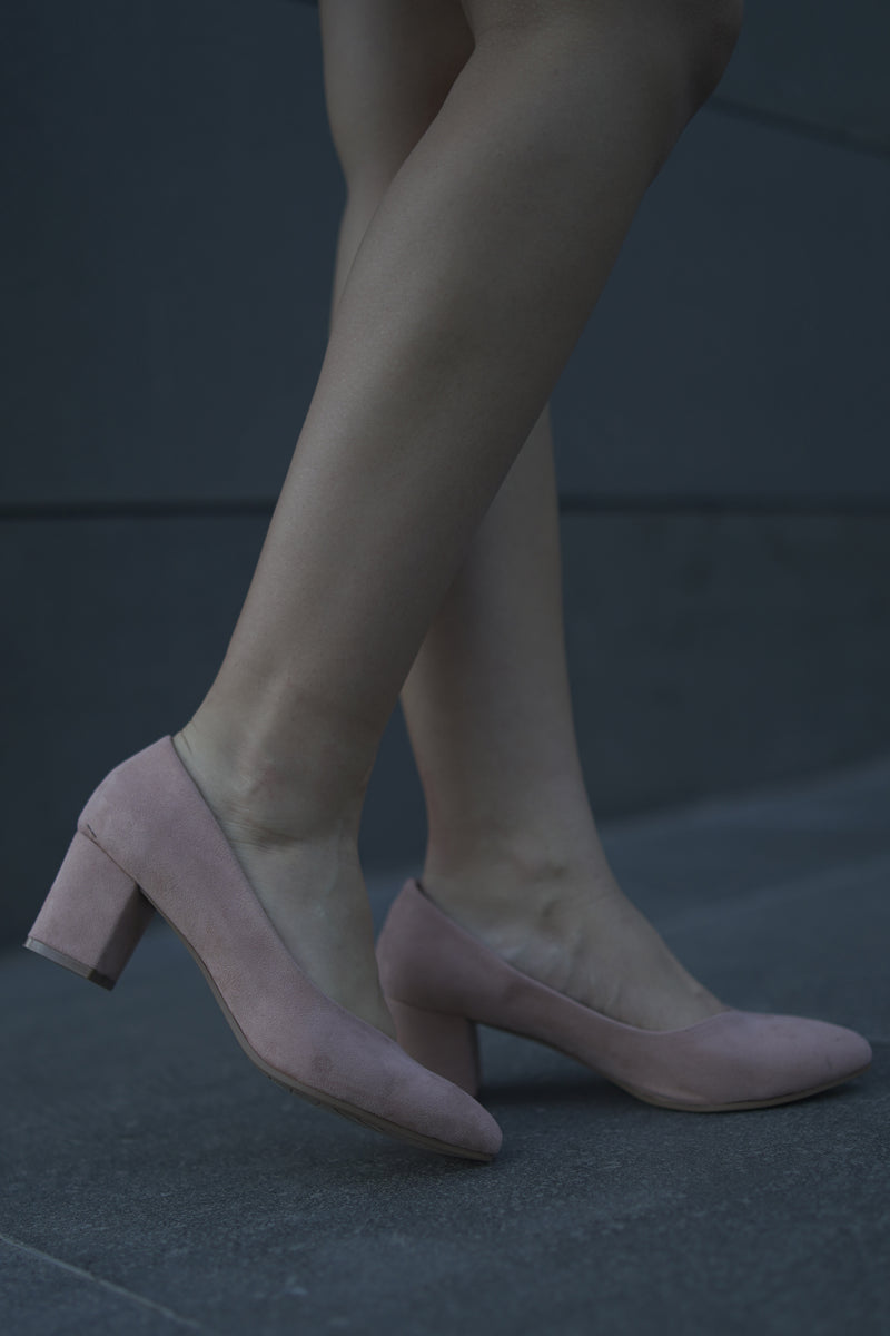 Simply Pink Mini Heels - VESTITI LB