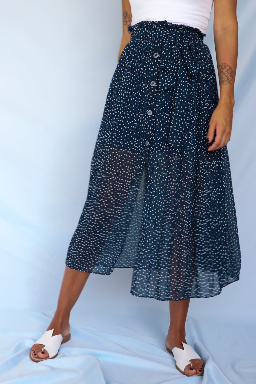 The Flawless Midi Skirt