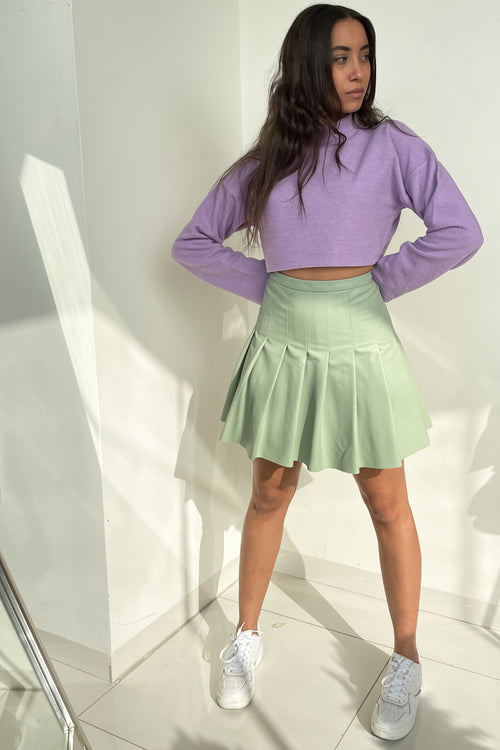 All About The Mint Skirt