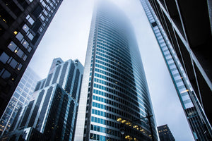 Gray high rise buildings - W-Photographie