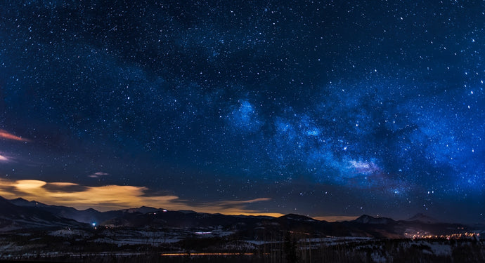 Astronomy beautiful clouds constellation - W-Photographie