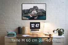 Charger l'image dans la galerie, Landscape photography of snow capped mountains - W-Photographie