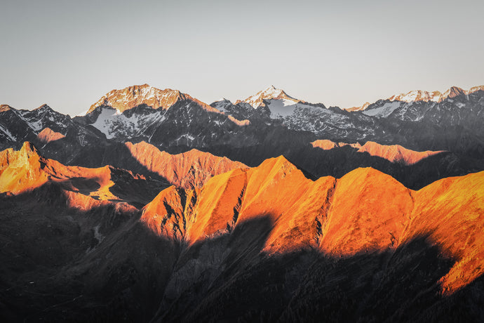 Mountain range - W-Photographie