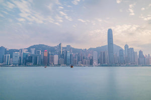 Skyline photography of Hong Kong city - W-Photographie