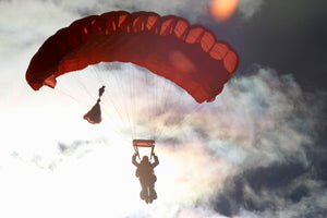 Sky adventures outdoors parachute - W-Photographie