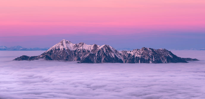 Alps beautiful cold - W-Photographie