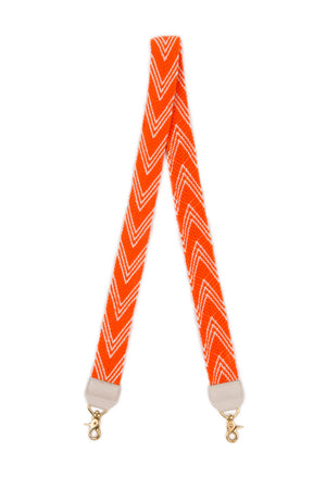 the ORANGE strap // skinny