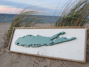 Long Island Wall Art by Oak Neck Design