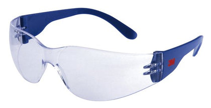 3M 2720 Blue Frame Clear Anti Fog - Anti Scratch Lens