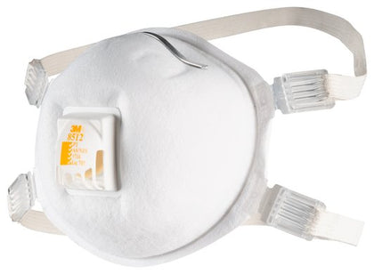 3M 8512 P2 (N95) Particulate Welding Respirator-PPE-3M-K and A Electronics