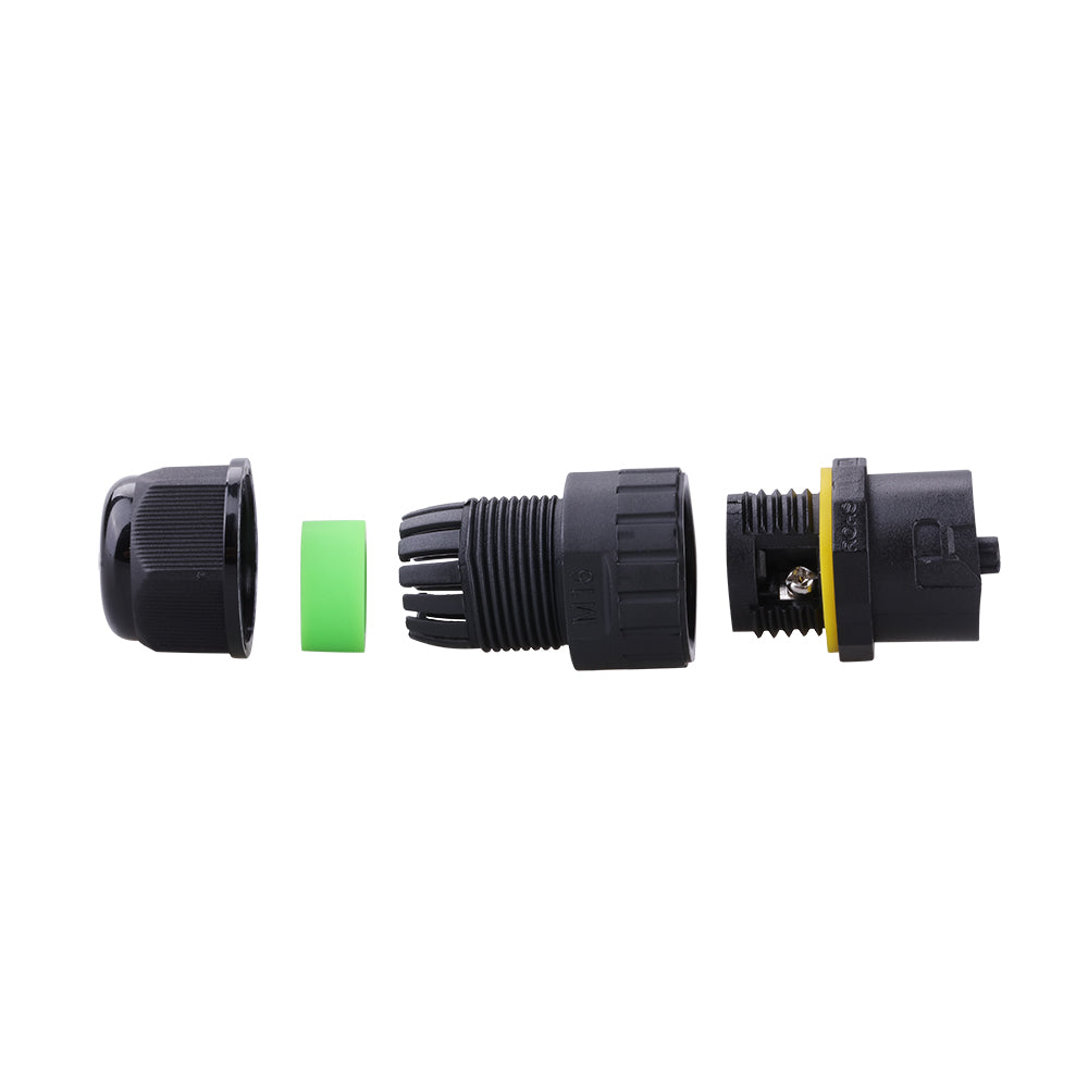 IP68 Waterproof Quick Connector - M16 3 PIN